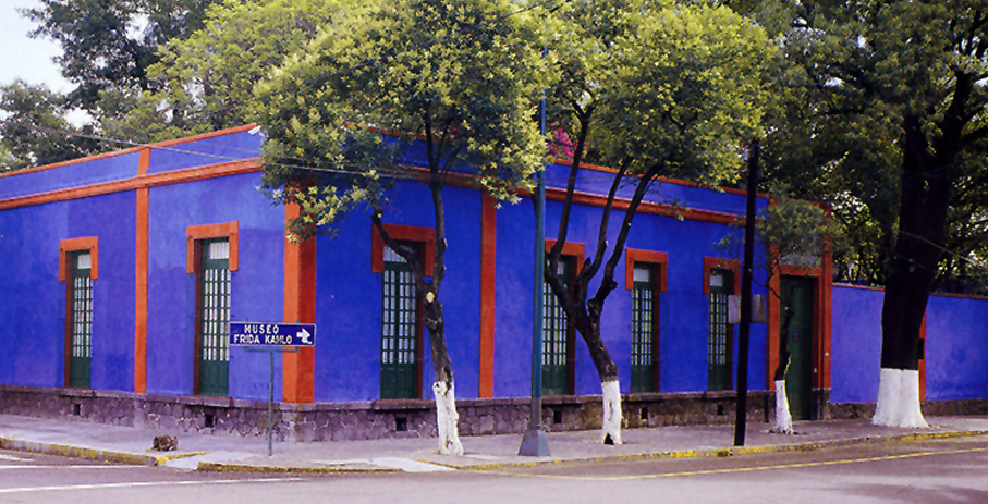 museo frida kahlo casa azul