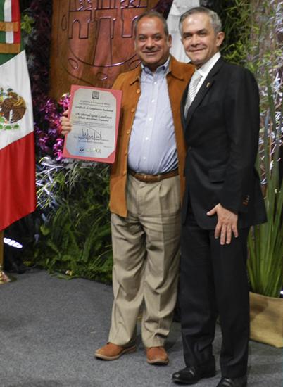 Certificado Chalet del Carmen