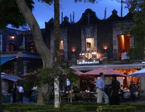 Restaurante Danzantes Coyoacán