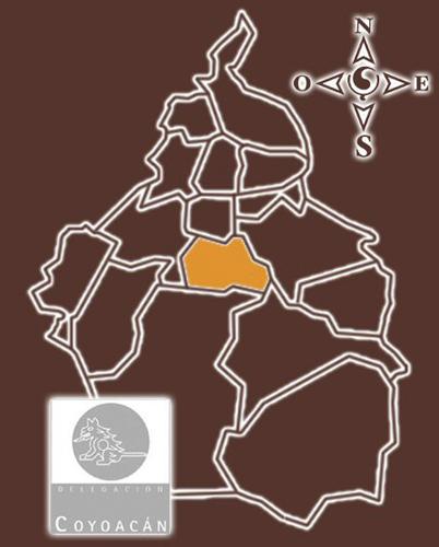 Localización Chalet del Carmen